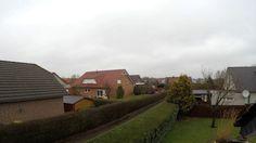 My first Timelaps или погода в Германии
