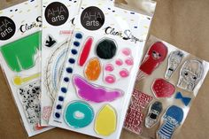 #papercraft #stamps for #cardmaking, #scrapbooking, etc. Aha Arts Stamps!