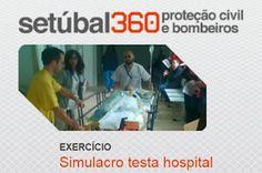 SEGURANÇA DO DOENTE: Simulacro de Incêndio num Hospital