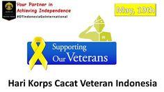 Hari Korps Cacat Veteran Nasional