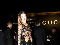 Mirela Forić Srna na Guccijevoj izložbi u Dubaiju - www.gloria.hr