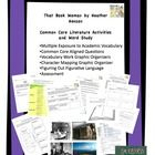 That Book Woman by Heather Henson Common Core Literature Activities and Word Study  for Close Reading by Skybyrd Teacher Resources:  •Multiple Expo...
