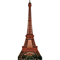 Eiffel Tower Stand-Up - OrientalTrading.com. An inexpensive accent for your next Paris-themed event. Get more fun party planning ideas at sparklerparties.com/a-night-in-paris