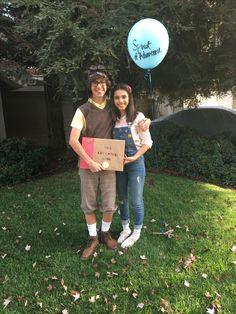 Carl and Ellie costume Sadies pictures