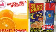 L'offerta Della Settimana Di Market Romania http://affariok.blogspot.it/