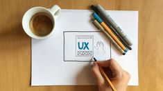 Sketching for UX Designers - Boost UX work with pen & paper! 10$ coupon ~ learning online