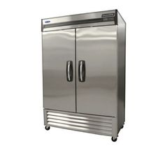 Nor-Lake NLR49-S Reach-In Refrigerator, perfect for your holiday parties and caterings!