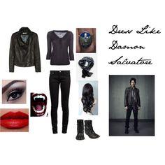 Dress Like Damon Salvatore