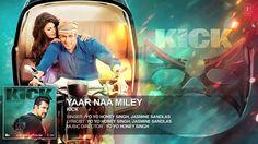 """Devil Song"" Yaar Naa Miley Full Audio | Kick | Salman Khan | Yo Yo Hone..."