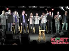 Straight No Chaser - The Christmas Can-Can - this is a hilarious ...