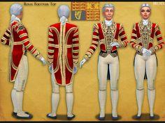 Bruxel - Royal Footman Top