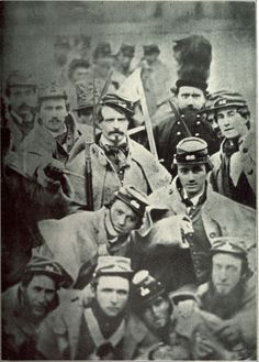 Confederates 1861