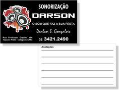 Sonorização Darson