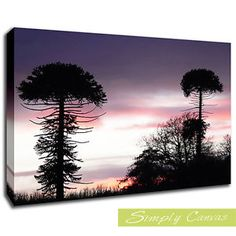 S3844 Landscape LILAC NIGHT TREE TOPS Wall Art Canvas Print A2 Size - <span itemprop=availableAtOrFrom>Blackpool, United Kingdom</span> 30 day money back guarantee on all damage and faulty goods Most purchases from business sellers are protected by the Consumer Contract Regulations 2013 which give you the right to cance - Blackpool, United Kingdom