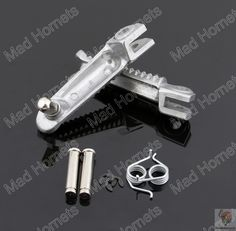 Mad Hornets - Front Footpegs set Yamaha R1 (1998-2012), R6 (1998-2012), R6S…