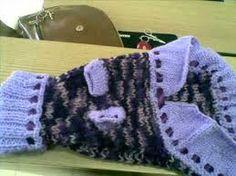 Resultado de imagem para croche e trico para caes e gatos