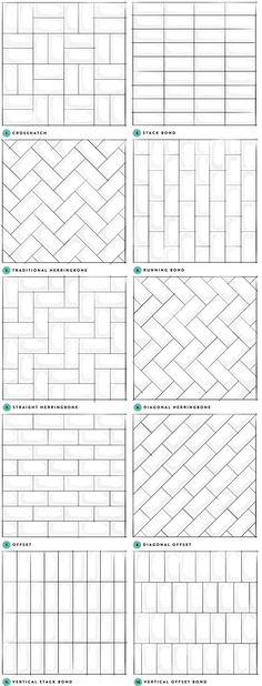tile grout color bathroom inspire subway tile designs inspiration a beautiful mess bloglovin39