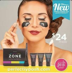 PERFECTLY POSH! ZONE TREATMENT KIT! Order yours today at www.perfectlyposh.com/audreymcfadden