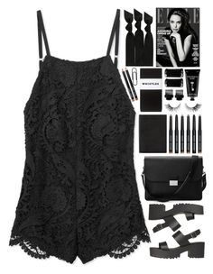 """I know it's tough but it's never enough"" by annaclaraalvez ❤ liked on Polyvore featuring Stone_Cold_Fox, Aspinal of London, Smythson, Bobbi Brown Cosmetics, Emi-Jay, Whistles, T3 and TokyoMilk"