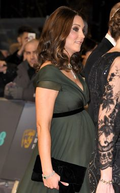 Why Kate Middleton's Bafta dress could never have been black