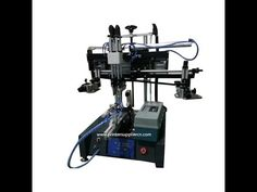 Bottle Screen Printing Machines, Drinking Bottle Screen Printer Machines