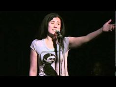 "Catalina Ferro performs ""Anxiety Group"""