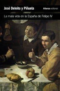 ENCUENTROS DE LECTURAS: La mala vida en la España de Felipe IV