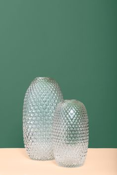 Facet vases by FEST Amsterdam Photo by Justine Leenarts