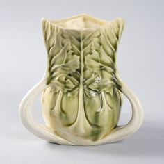 Art Nouveau porcelain vase // Aesthetics, Arts and Crafts and Art Nouveau: Vis. Art, Architecture, Material Culture - Page 2