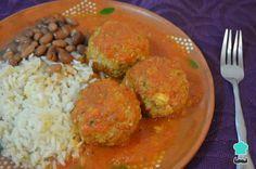 Aprenda a preparar almôndegas à mexicana com esta excelente e fácil receita. Quando se fala de almôndegas à mexicana, geralmente se refere às clássicas bolinhas de...