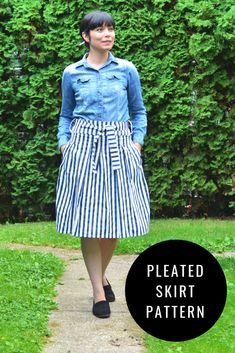 free sewing pattern: