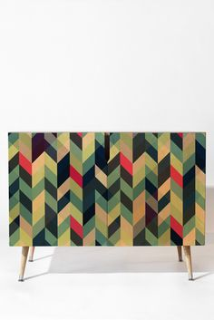 Gabi Arise Credenza | DENY Designs Home Accessories