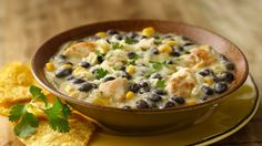 Looking for a spicy dinner using Progresso® chowder and beans? Then try this delicious chicken chili - a dish that's ready in 30 minutes.
