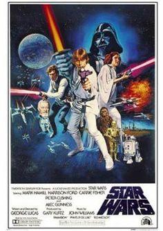 Star Wars - One Sheet - Maxi Poster - 61 cm x 91.5 cm: Amazon.co.uk: Kitchen & Home