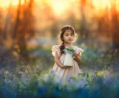 Bluebell Bliss by Lilia Alvarado - Photo 149887931 - Little Girl Photography, Cute Babies Photography, Outdoor Children Photography, Cute Baby Girl Photos, Cute Little Baby Girl, Cute Baby Girl Wallpaper, Kind Photo, Girl Photo Shoots, Photographing Kids