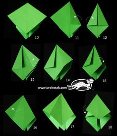 65 Fold a christmass fir tree diy projects Origami Christmas Tree, Paper Christmas Decorations, Christmas Ornaments To Make, Kids Christmas, Holiday Crafts, Merry Christmas, Origami Paper Art, Paper Crafts, Paper Diamond