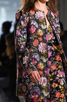 Nicole Miller at New York Fall 2016 (Details)
