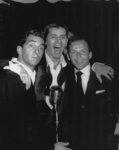Dean, Jerry and Frank -undated - web source photograph - MReno