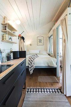 gartenhaus einrichten 2016 neu deko ideen kleines gartenhaus im gro en stil pinterest. Black Bedroom Furniture Sets. Home Design Ideas
