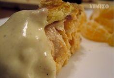 Lazac levelestésztában mézes-mustáros mártással | NOSALTY Apple Pie, Mashed Potatoes, Waffles, Steak, Chicken, Cooking, Breakfast, Ethnic Recipes, Desserts