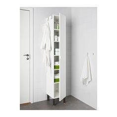 LILLÅNGEN Hoge kast 1 deur - wit - IKEA