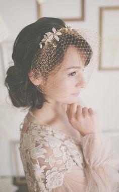 soft Bride veil | 新娘頭紗