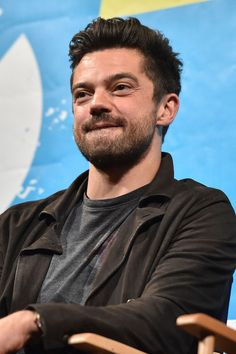 "Dominic Cooper Photos Photos - Actor Dominic Cooper attends the screening of ""Preacher"" during the 2016 SXSW Music, Film + Interactive Festival at Paramount Theatre on March 14, 2016 in Austin, Texas. - 'Preacher' - 2016 SXSW Music, Film + Interactive Festival"
