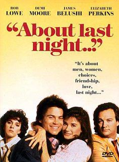No, they cannot remake this!  Fav line, 'never date a man whose *ss is smaller than yours'