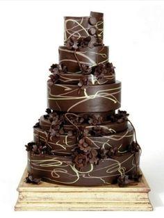 chocolate by FATIMA CACIQUE