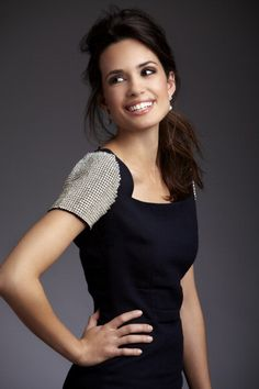 Torrey DeVitto  I have a major girl crush on her!!