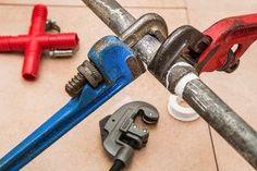 Qué herramientas usan los fontaneros?