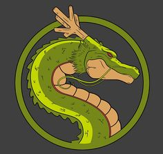 Shenron - Visit now for 3D Dragon Ball Z compression shirts now on sale! #dragonball #dbz #dragonballsuper