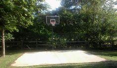 looking for one for the yard Home Basketball Court, Sidewalk, Yard, Fun, House, Patio, Home, Side Walkway, Walkway