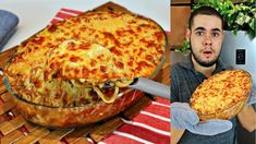 Quiche, Pizza, Cheese, Breakfast, Youtube, Food, Morning Coffee, Essen, Eten